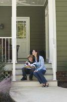Acerca de hogares monoparentales de cómo afectan a los niños