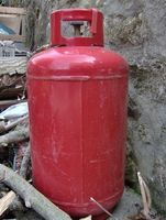 Cómo pintar un tanque de Gas de aluminio