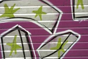 Como hacer Graffiti boceto loco