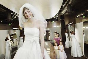 ¿Qué puedo hacer de mi viejo Vestido de novia?