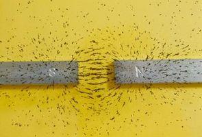 ¿Qué sucede cuando un imán pasa a través de un bucle de alambre?