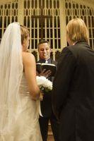 Cosas que usted necesita para una boda católica