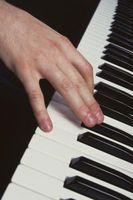 Cómo configurar un Yamaha Portatone Piano con GarageBand