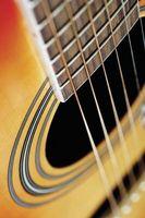 Cómo memorizar las cuerdas de la guitarra
