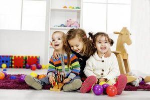 Planes de lección niño 12 a 18 meses de edad
