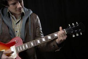 ¿Puede bajar temperatura el sonido de una guitarra?