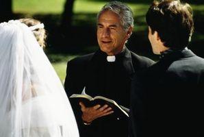 Cómo encontrar un sacerdote católico nos casarse en México