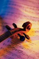 ¿Qué es un lazo, ligadura de expresión o frase marca en partitura?