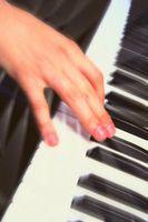 Cómo Ace una audición de Piano