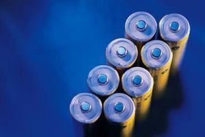 Proyectos de ciencia escolares en baterías