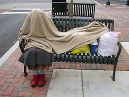 Ayudas para familias sin hogar en Tennessee