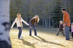 Actividades de habilidades de comunicación familiar