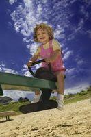 Cómo hacer un entorno al aire libre Adaptable a niños pequeños