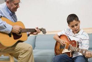 Cómo endurecer las almohadillas de tu dedo para Guitarra