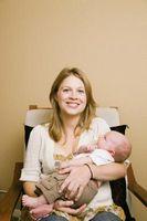 Nacimiento de bebé gracias Ideas