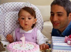 ¿Qué tipo de torta para un cumpleaños 1 º para una chica?