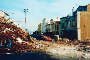 Desastres naturales en la década de 1860