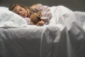 Estrategias sensoriales para niños que no pueden dormirse