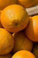 Cómo crear electricidad a partir de naranjas
