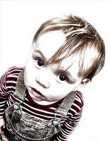 Síntomas del TDAH en un niño de tres años