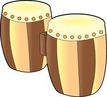 Instrumentos de ritmo latino