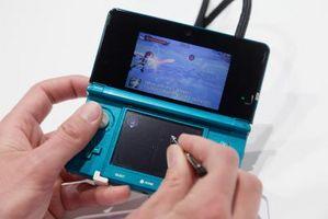 Cómo navegar por Internet en una Nintendo DS Lite