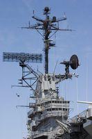 Cómo enviar una carta a un activo miembro de la marina de guerra