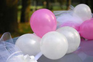 Ideas de Color de la boda al aire libre