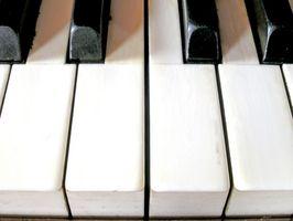 Cómo enseñar a sus 3 años de edad a tocar Piano