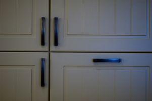 Lo mejor para pintar los gabinetes de cocina