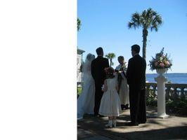 Cómo ser un oficiante de boda en Nuevo México