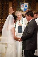 ¿Cómo funciona una ceremonia de boda católica?