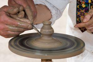 Proyectos de cerámica High School