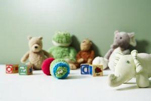 Ideas de buen apoyo para la fotografía de bebé