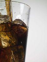 Razones químicas para Fizz de una bebida