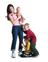 Consejos de niñera para los niños