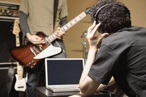 USB estudio grabación micrófonos