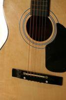 Consejos de grabación de guitarra acústica