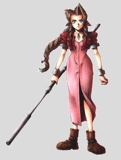 """Cómo obtener el arma de Aeris """"Final Fantasy 7"""""""