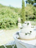 Mesas de boda diferentes