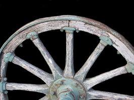 ¿Cómo se resuelve una rueda y la ecuación del eje?