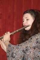 Cómo jugar altas notas en flauta