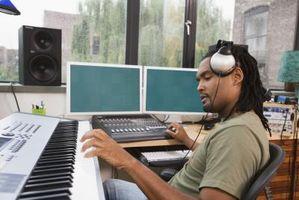 Cómo obtener permiso para usar una canción de un artista