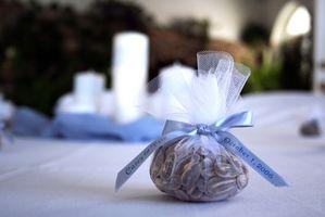 Favor Ideas para una boda del país