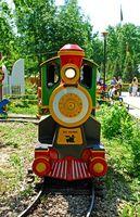 Juegos de tren preescolar