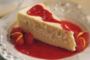 Cómo montar una tarta de queso tarta