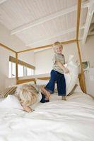 Actividades físicas para niños de tres años