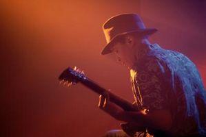 Cómo comparar el Blues y la música de país