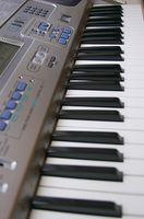 ¿Cuál es la diferencia entre un sintetizador y un teclado electrónico?