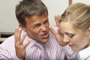 Cómo trato con intimidación maridos